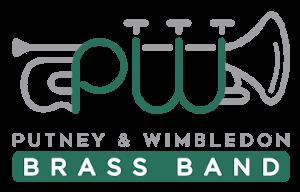 Putney & Wimbledon Brass Band Logo