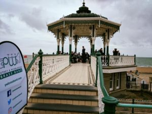 PWBB at Brighton Bandstand